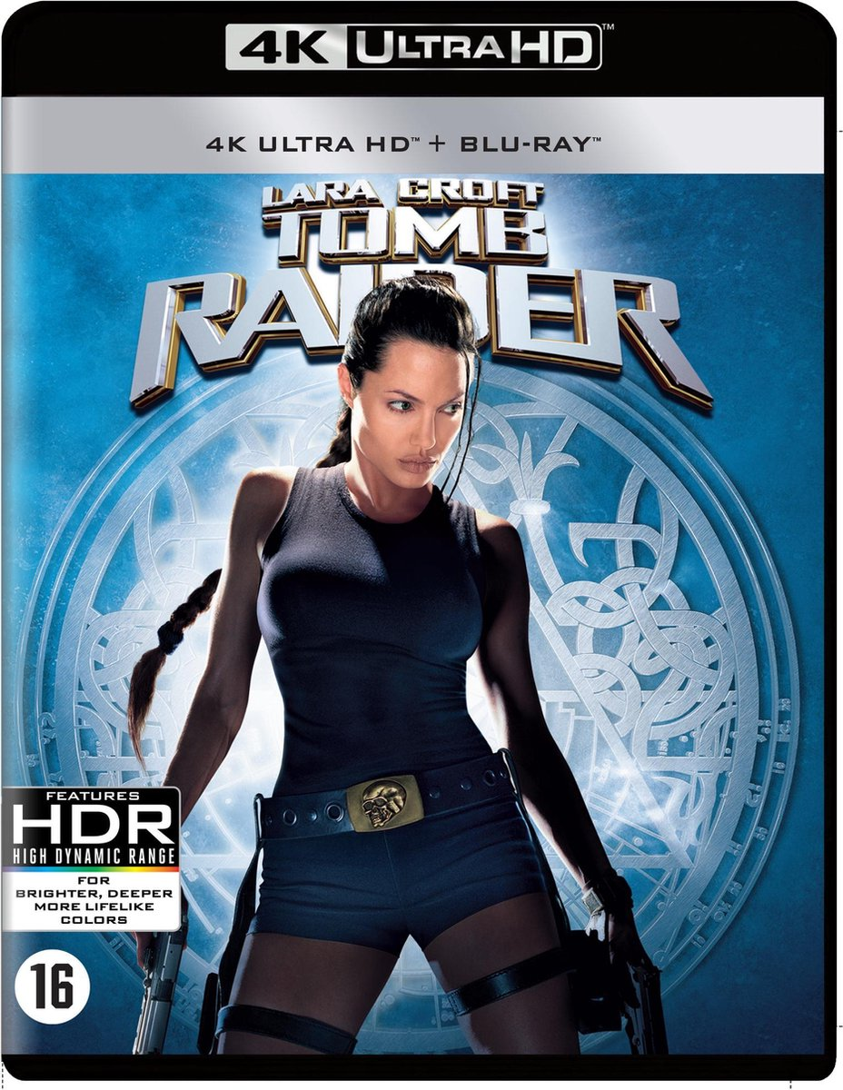 Lara Croft Tomb Raider (4K Ultra HD Blu-ray)-