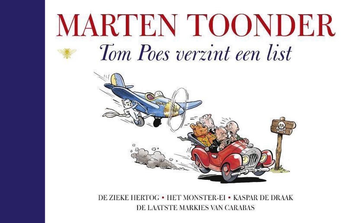 Alle verhalen van Olivier B. Bommel en Tom Poes 3 -   Tom Poes verzint een list - Marten Toonder