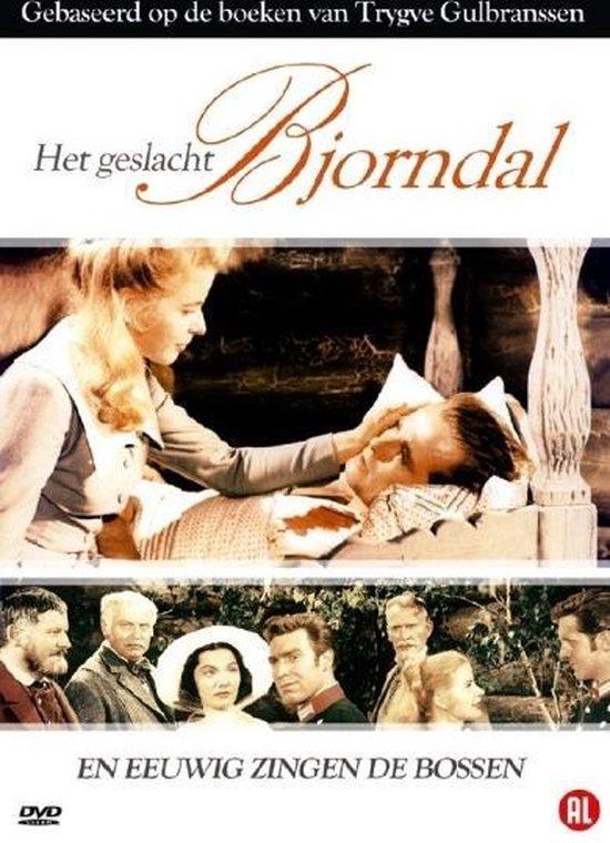 Cover van de film 'Het Geslacht Bjorndal-D1'