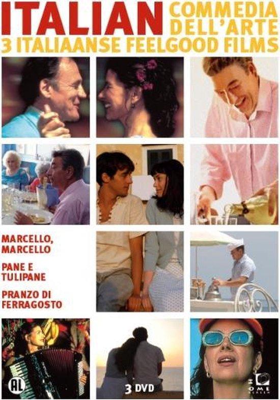 Cover van de film 'Italian Commedia Dell'arte'