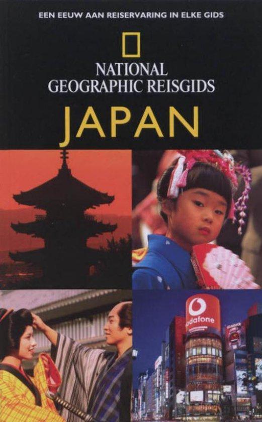 National Geographic reisgids Japan - N. Bornhoff pdf epub