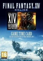 Final Fantasy XIV (14) A Realm Reborn 60 day Gametime /PC - Windows