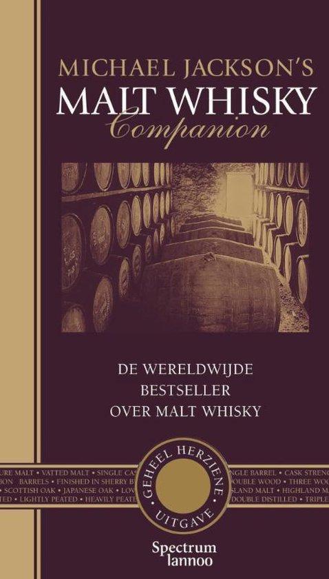 Malt Whisky Companion - M. Jackson | Fthsonline.com