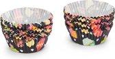 Patisse Cupcake Vormpjes 5 Cm Papier Multicolor 200 Stuks