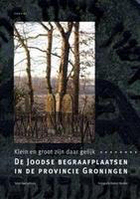 Boek cover De Joodse Begraafplaatsen In De Provincie Groningen van J.J.M. Lettinck (Hardcover)