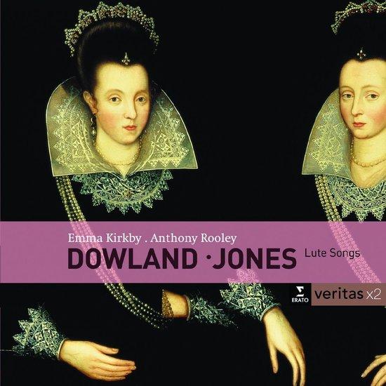 Dowland/Jones: The English Orp