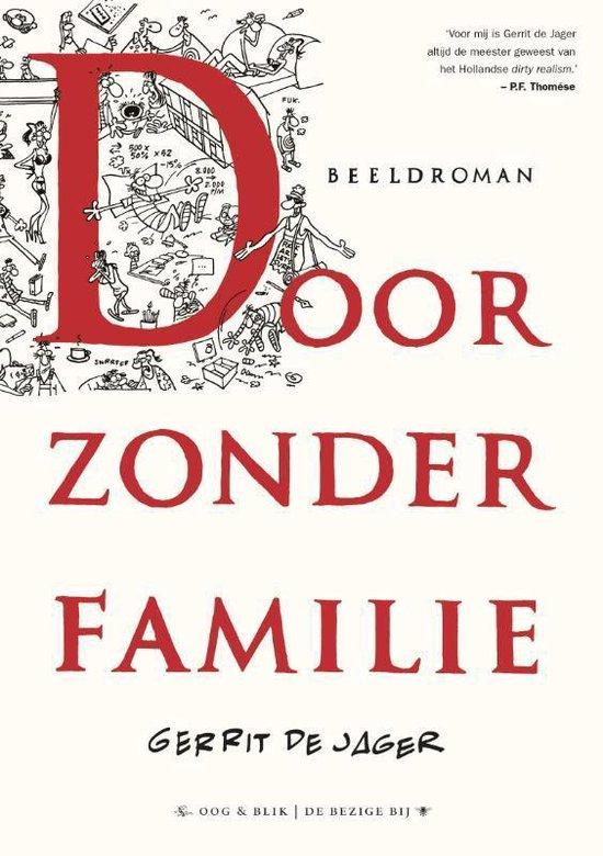 Door zonder familie - Gerrit de Jager |