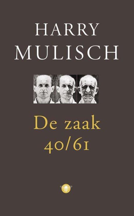 Boek cover De zaak 40-61 van Harry Mulisch (Paperback)