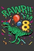 RAWR!! I'm Eight