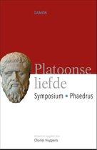Platoonse liefde, het Symposium en de Phaedrus van Plato