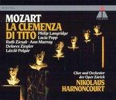 Mozart: La Clemenza di Tito / Harnoncourt, Langridge, Popp