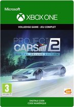 Project Cars 2 - Deluxe Edition - Xbox One