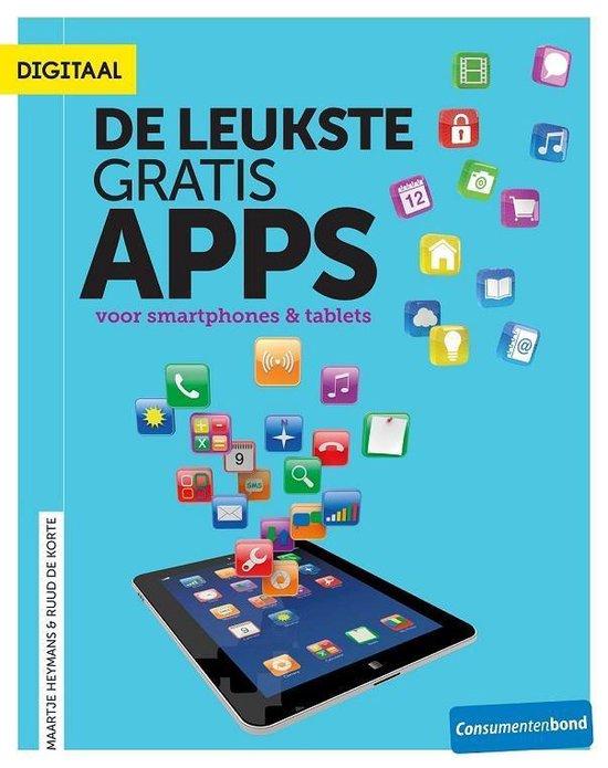 De leukste gratis apps - Maartje Heymans  