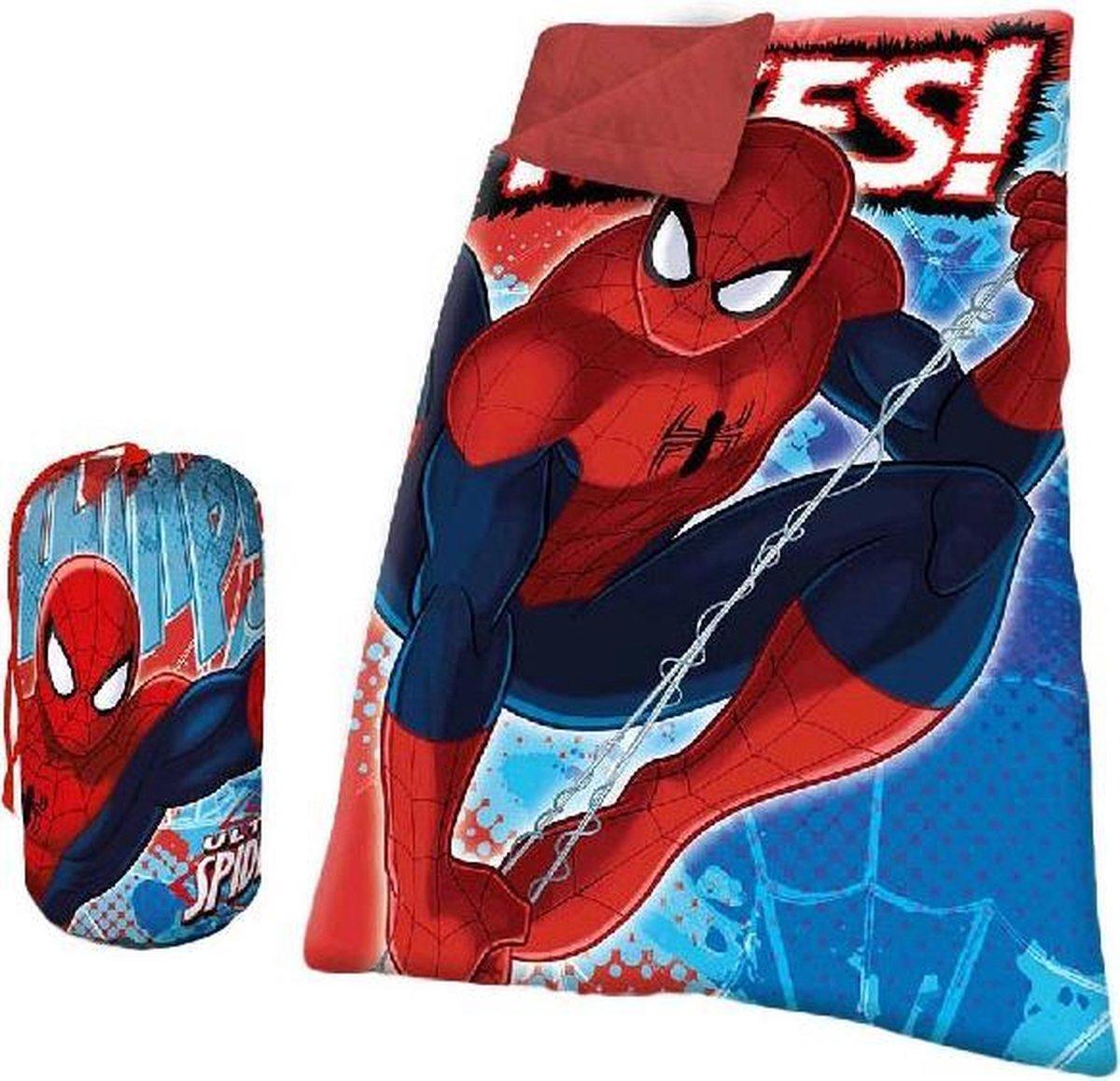 SPIDERMAN - Sac de Couchage 140 X 70 - Spider-Man - Merkloos
