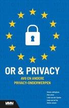 OR en privacy