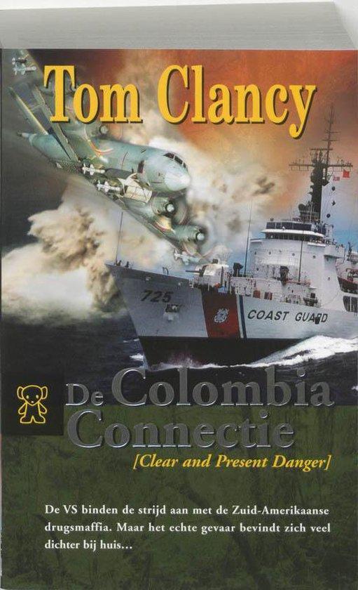 Jack Ryan 6 - De Colombia connectie - Tom Clancy | Fthsonline.com