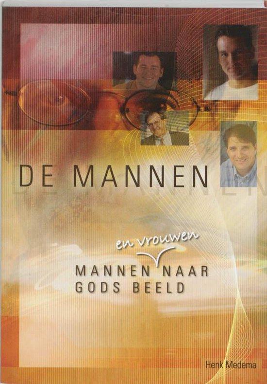 Cover van het boek 'De mannen' van H.P. Medema