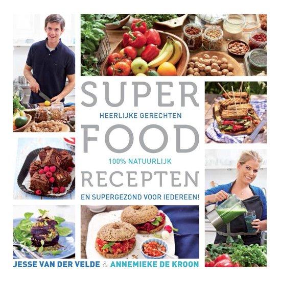 Cover van het boek 'Superfood recepten'
