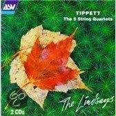 Tippett: The 5 String Quartets / The Lindsays