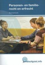 Boek cover MBO Recht - Personen- en familierecht en erfrecht van Lydia Janssen (Paperback)