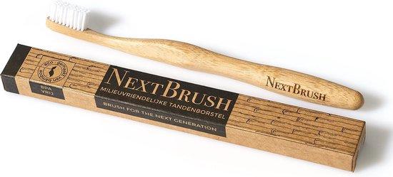 NextBrush Bamboe Tandenborstel MEDIUM