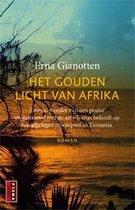 Boek cover Het gouden licht van Afrika van Erna Gianotten