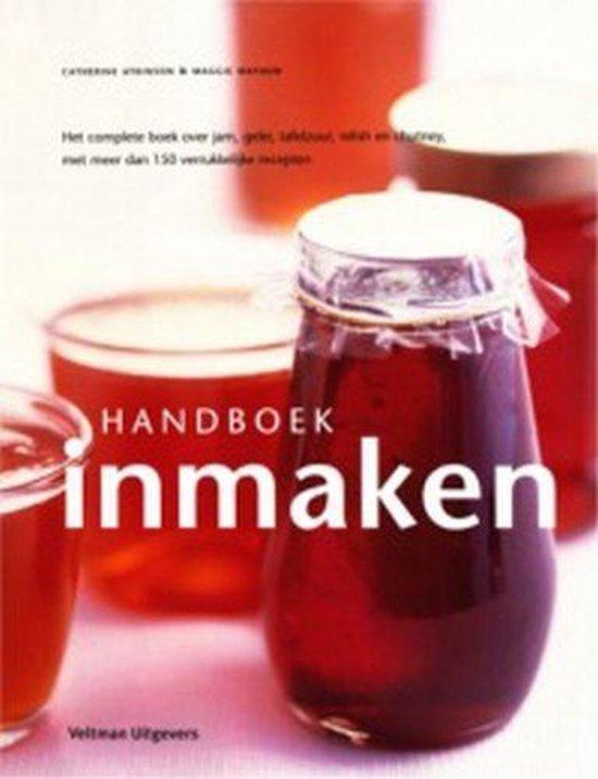 Handboek inmaken - C. Atkinson |