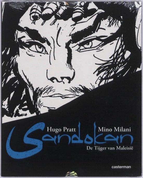 Auteursstrips - pratt hc01. sandokan - Pratt, Hugo |