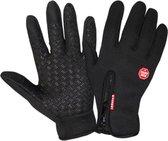 Basic Touchscreen Sport Handschoenen - M - Zwart