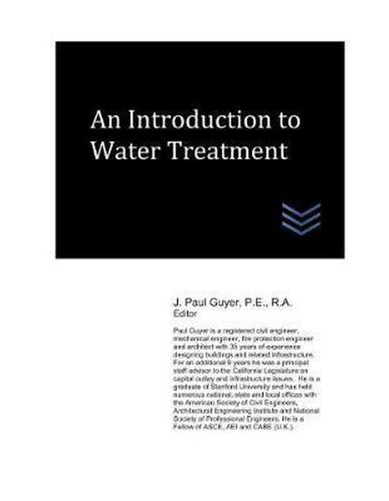 An Introduction to Water Treatment
