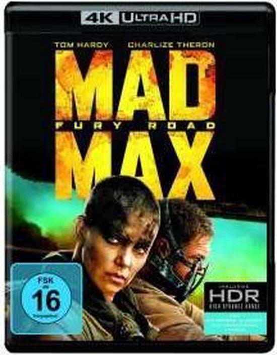 Mad Max - Fury Road (Ultra HD Blu-ray)