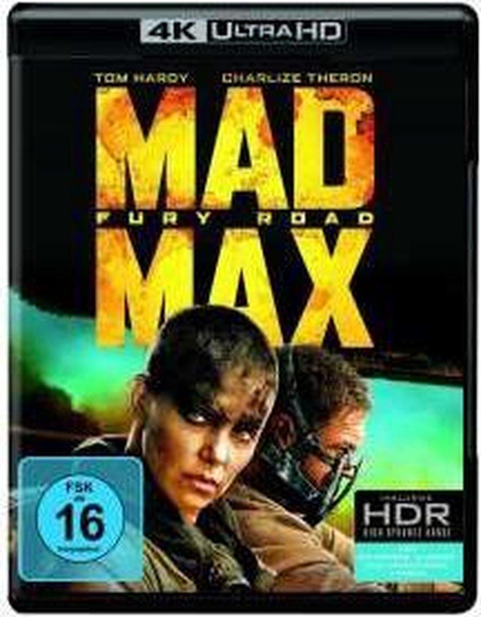 Mad Max - Fury Road (Ultra HD Blu-ray)-