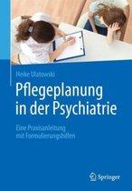 Omslag Pflegeplanung in Der Psychiatrie