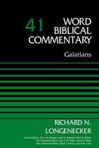 Boek cover Galatians, Volume 41 van Richard N. Longenecker