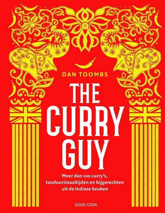 The Curry Guy - Dan Toombs |