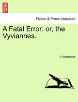 A Fatal Error