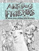 Art of Dog: Friends