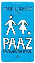 Omslag PAAZ (luisterboek)