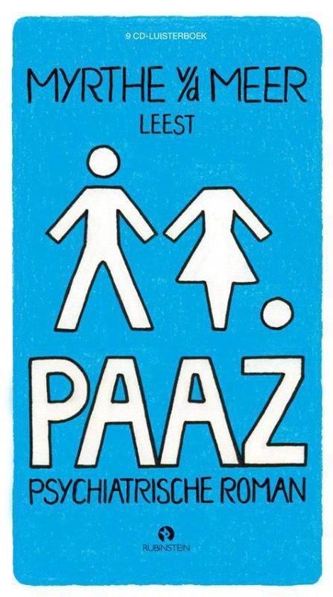 PAAZ (luisterboek) - Myrthe van der Meer |