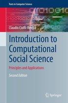 Boek cover Introduction to Computational Social Science van Claudio Cioffi-Revilla