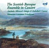 Scottish Baroque Ensemble In Concert