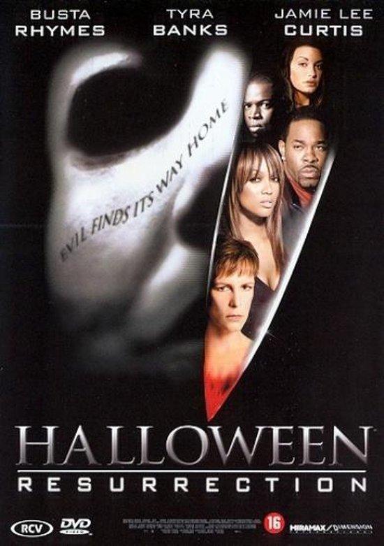 Cover van de film 'Halloween - Resurrection'