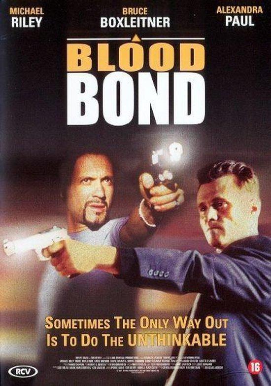 Cover van de film 'Blood Bond'