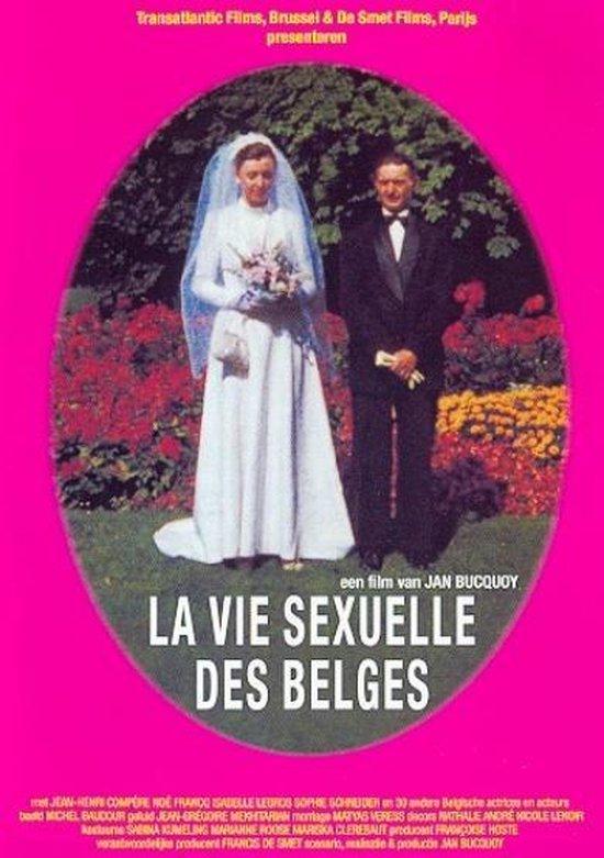 Cover van de film 'La Vie Sexuelle Des Belges / Pal/Region 2'