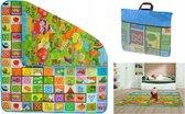 Grote XL Speelmat Vloerkleed - Groot Baby & Kindervoerkleed - Dieren Kleed - Binnen & Buiten