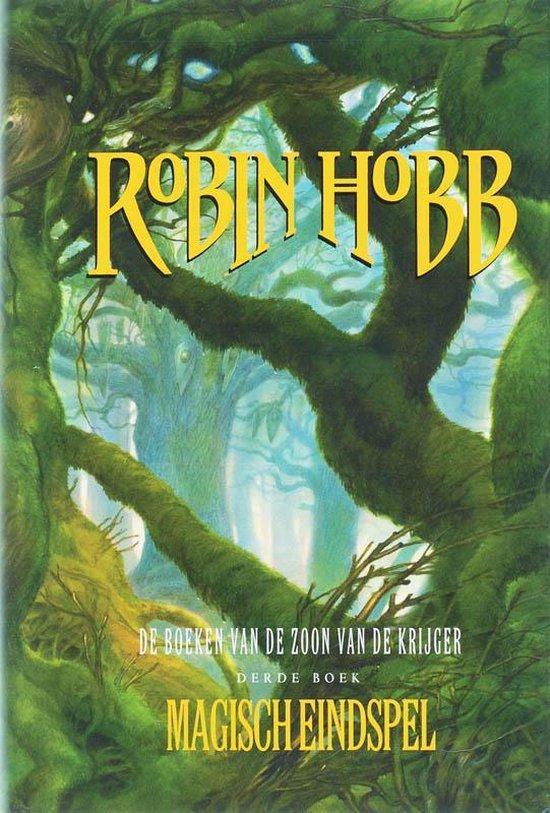 Boeken van de zoon van de krijger - 3 - Magisch eindspel - Robin Hobb |