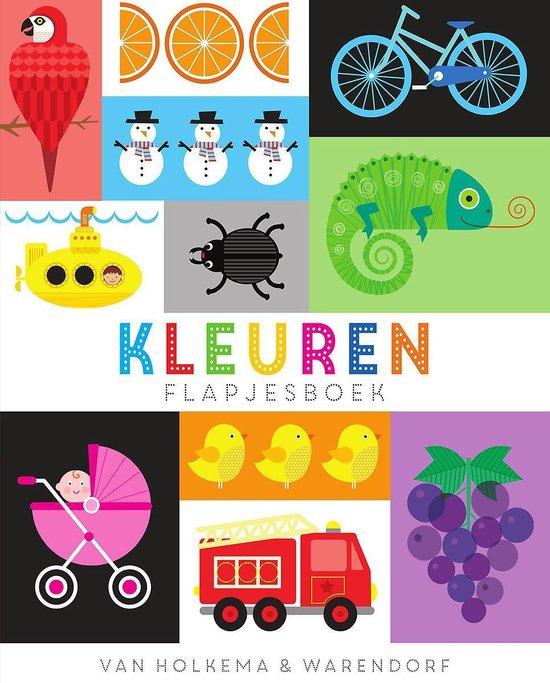 Kleuren flapjesboek - none |