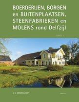 Boerderijen, borgen en buitenplaatsen, steenfabrieken en molens rond Delfzijl