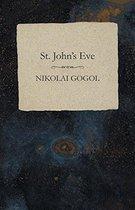 Boek cover St. Johns Eve van Nikolai Gogol