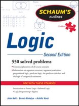 Boek cover Schaums Outline of Logic, Second Edition van John Nolt